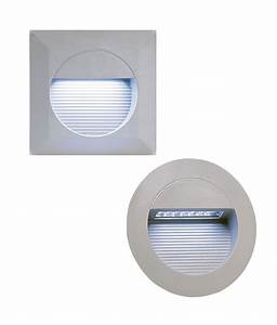 Budget Led Recessed Guide Light For Use Inside Or Out