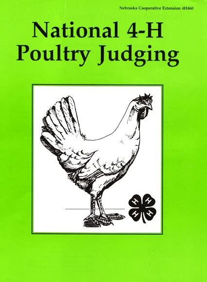 national   poultry judging   youth development unl