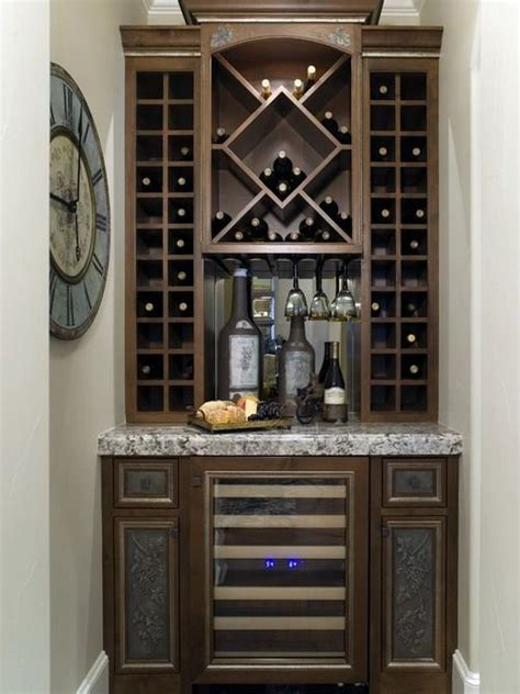 contemporary built in cabinets contemporary wine cabinet with custom hanging glass