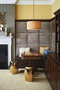 Modern, Living, Room, Designs, That, Use, Corner, Units