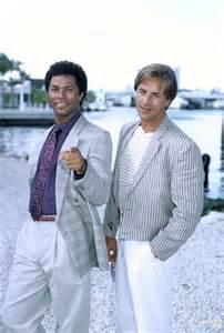 Crockett and Tubbs Miami Vice
