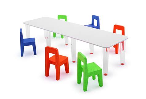 chaise enfants pin de table et chaises enfant mamouth 5 pièces nstallez