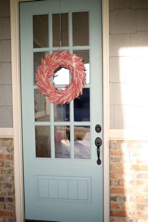 25  best ideas about Aqua front doors on Pinterest   Aqua