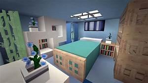 Minecraft Bedroom Wallpaper