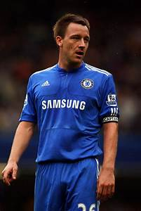 John Terry in Chelsea v Blackburn Rovers - Premier League ...  Terry