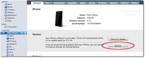 how to manually reset iphone iphone ipod ipsw manually restore via itunes
