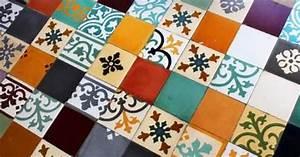 Carreaux De Ciment Hexagonaux : les carreaux de ciment reviennent la mode ~ Melissatoandfro.com Idées de Décoration