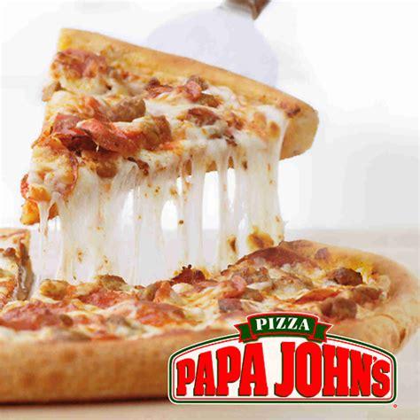 50718 Grand Slam Promo Code Papa Johns by A Pizza Get 40 At Papa S