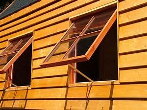 How-To Build Handmade Tiny House Windows