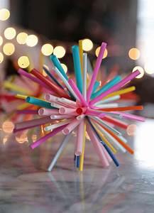 25, Diy, Tutorials, U0026, Ideas, To, Make, Drinking, Straw, Crafts