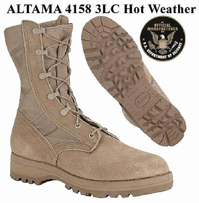 Boots Army Issue Weather Acu Desert Altama