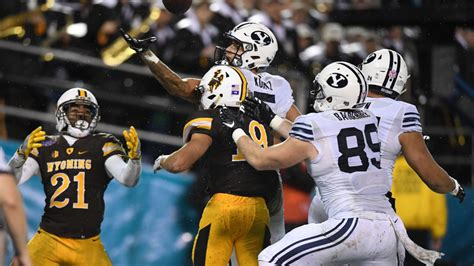 BYU scores ridiculous pinball touchdown it has no business ...