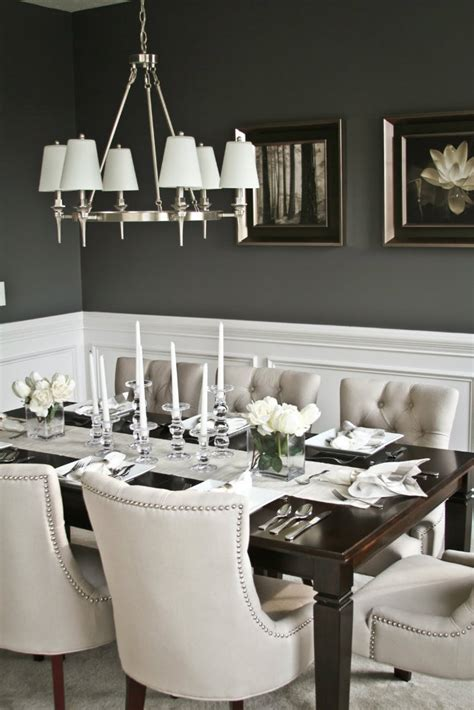 6 Elegant Wood Dining Room Tables