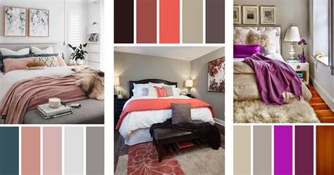 best color schemes for bedrooms 12 best bedroom color scheme ideas and designs for 2019 18272 | bedroom color scheme ideas featured homebnc