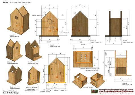 construction home plans home garden plans bh bird house plans construction