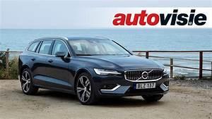 Volvo V60 2018 : volvo v60 2018 test autovisie tv youtube ~ Medecine-chirurgie-esthetiques.com Avis de Voitures