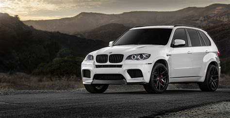 Bmw E70 X5m Body Kits & Carbon Fiber Aero Kits