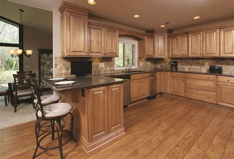 kitchen design maple cabinets glazed maple cabinets with granite countertops and 4508