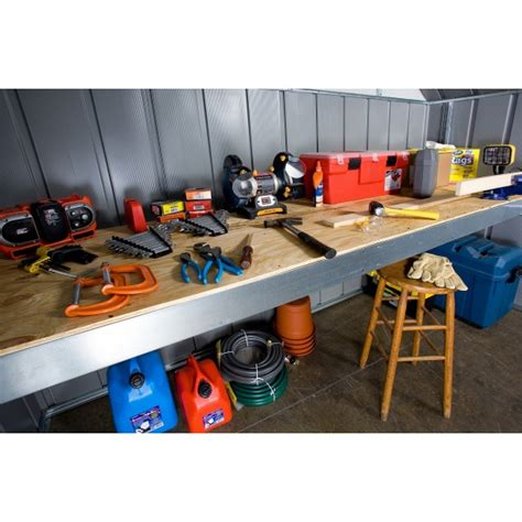 Work Bench Kits by Arrow Shed Attic Work Bench Kit At101