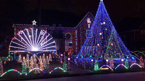 lights christmas light holiday houston katy displays around homes events