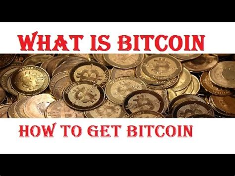 What Is Bitcoin ? How To Mine Bitcoin (bitcoin