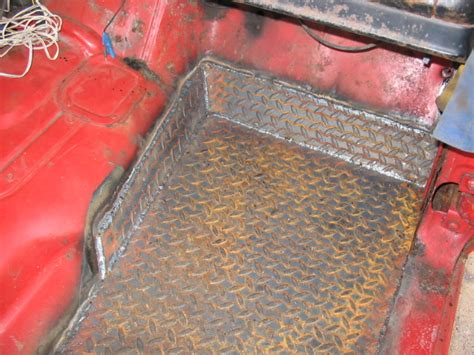 Jeep Xj Floor Pan Install by Mad Max