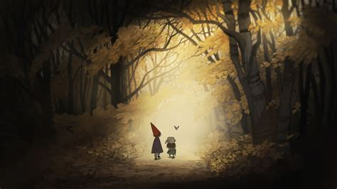 Over The Garden Wall Wallpaper (83+ Images