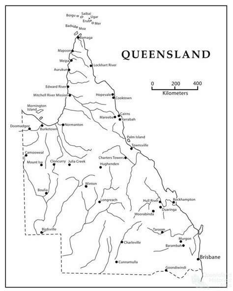 indigenous health queensland historical atlas