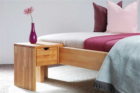 Interessant Designer Schlafzimmer Holz 22 Interessante Ideen F 252 R Nachttische Ideen Top
