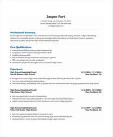 resume template sle student contract best resume template high student templates free for coaching proper f coaching resume