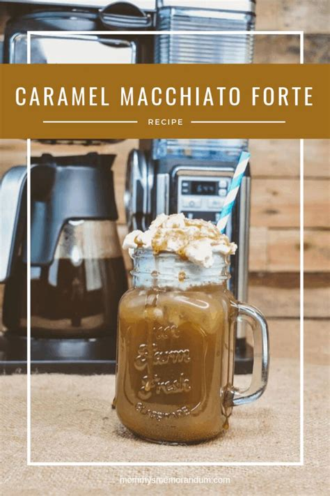 Cleaning a ninja coffee bar is as essential as the way you use it. Pin by Anna Miller on Coffee Bar in 2020 | Ninja coffee bar recipes, Caramel macchiato, Ninja ...
