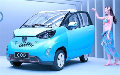 Which Electric Car by Which Is The Best Small Ev In China Ranking The Top Small