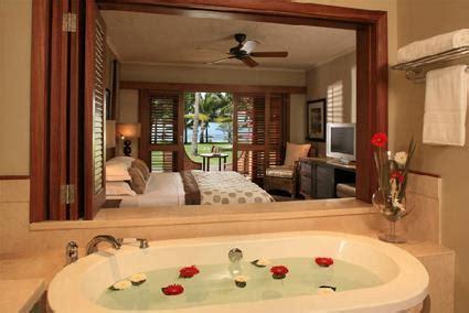 chambre lune de miel hotel le morne 5 le morne plage ile maurice