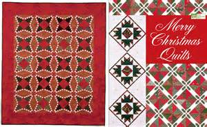 Download Free Christmas Quilt Patterns