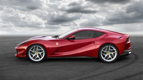 New Ferraris by The New 812 Superfast Wordlesstech