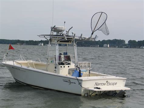 Albemarle Cc Boats For Sale by Albemarle 242 2006 Volvo 260 Hp Diesel Reduced The Hull