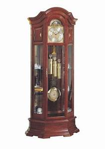 H111 Samuel M  Hall Grandfather Clock Kit