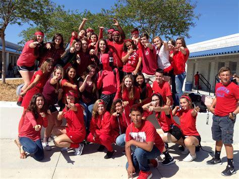 homecoming week anclote high school