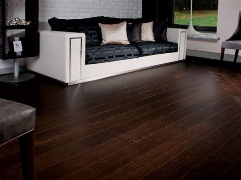 chocolate brown floor l oak dark chocolate traditional living room toronto