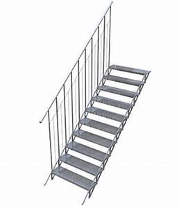 Kinderschutzgitter Für Treppen : aussentreppe sunstep wangentreppe mit stahlblech stufen gs treppen gmbh co kg ~ Markanthonyermac.com Haus und Dekorationen