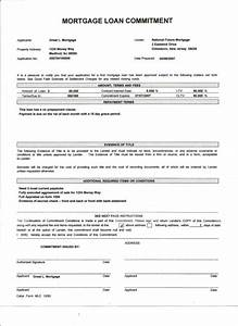 glossary of home buying terms bobbie files realtor With loan commitment letter template