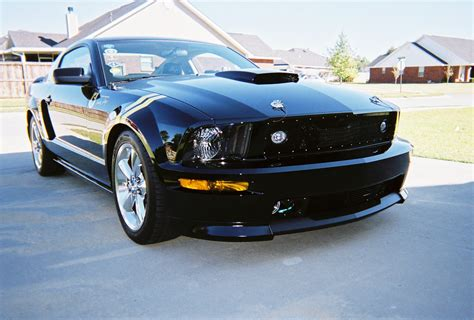 Shelby Gt Front Bumper