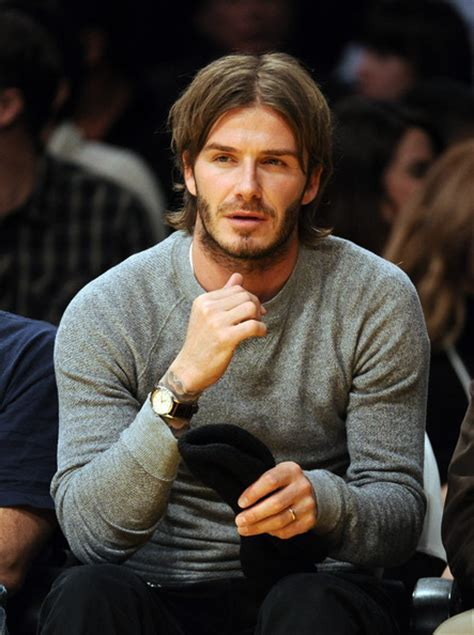 2010 David beckham hairstyle   AAA Fashion