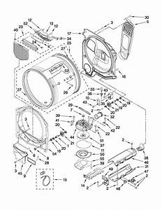 30 Roper Dryer Belt Diagram