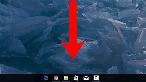 genialer windows hack  machen sie die taskleiste mittig