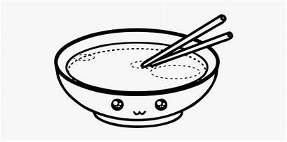 Coloring Kawaii Doodle Sopa Foods Freetoedit Kindpng