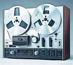 Akai 4000ds Stereo Reel To Reel Tape Recorder Manual