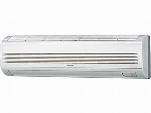 Panasonic cs mks9nku multi split wall mounted air for Wall mount ac unit