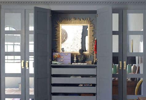 beautiful closet system nomadic living
