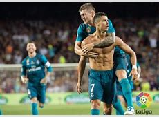 Real Madrid 03 Barcelona Video Highlights